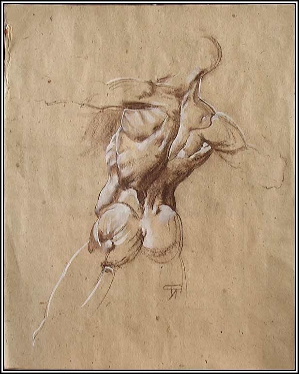SKETCHBOOK by Painterilya