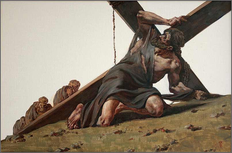 Нести крест картинка